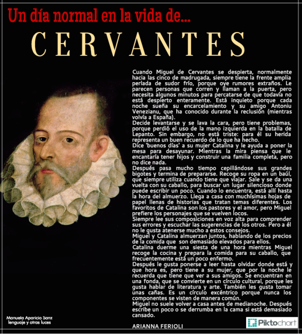 cervantes dia normal