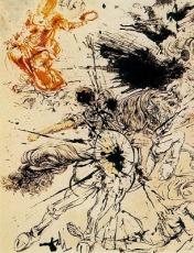 Don-Quijote-Dalí