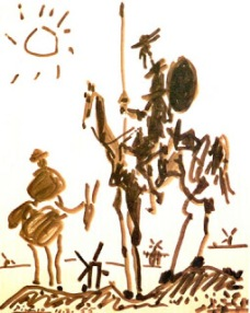 Don-Quijote-Picasso