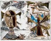 Don-Quijote-Salvador-Dalí