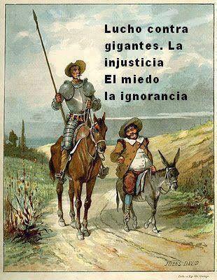 Don Quijote Infografía Resumen Y Frases Lenguaje Y Otras