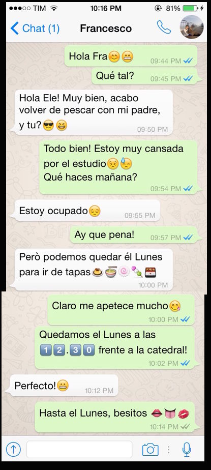 chat ELE hacer planes