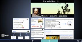 ¡Cervantes tiene perfil de Facebook! Trabajando con ElQuijote