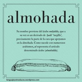 El origen de…almohada