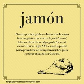 El origen de…jamón