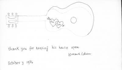 García Lorca y Leonard Cohen